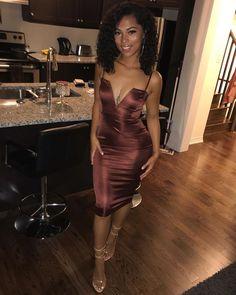 ✨Pinterest✨: @baddiebecky21| Bex ♎️ | #tight_fitness_dress