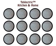 12Replacement Charcoal Water Filters for Mr Coffee Machines by Teklectric * You can find out more details at the link of the image.Note:It is affiliate link to Amazon.