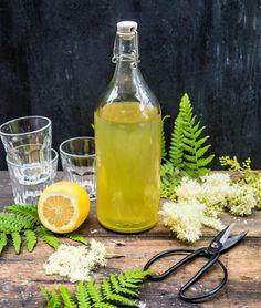 Älgörtssaft - Landleys Kök Clean Beauty, Sangria, Bottle, Cooking, Desserts, Food, Tips, Inspiration, Kitchen