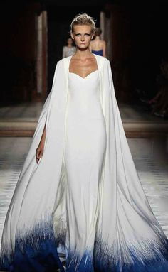 Tony Ward Fall/Winter 2015-2016 Couture Collection
