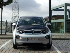 2014 BMW i3 Electric Car: Why California Set Range Requirements, Engine Limits - 2014 BMW i3 (German-market version), Amsterdam, Oct 2013