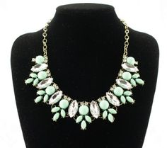 fit&wit Silver Tone Chain Zircon Bib Statement Fashion Necklace Turquoise fit&wit http://smile.amazon.com/dp/B00FHYLRFG/ref=cm_sw_r_pi_dp_.TxRub15CHMQH
