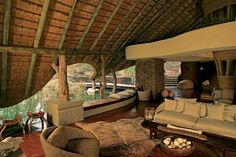 Singita Boulders Lodge in Sabi Sand Game Reserve Kruger National Park Safari, Serengeti National Park, Vietnam, Sand Game, Thailand, Game Reserve, Design Hotel, African Safari, Travel And Leisure