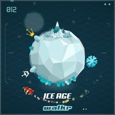 "Look at my beautiful planet ""Ice Age""! http://galaxy.walkrgame.com/xcPThpkkSsz/18"