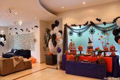 Decoração para o Halloween - Ideias em Casa