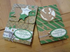 Stempelelemente, Adventskalender to go