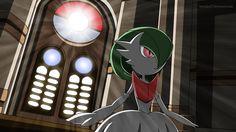 Pokemon X and Y - Mega Gardevoir by IceNinjaX77 on deviantART