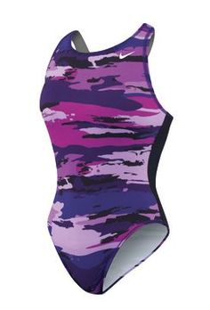 Amazon.com: Nike Painted Camo High Neck Tank Water Polo Suit - Women's Size 30 Color GrapeIce: Sports & Outdoors