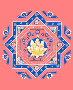 #sacret#mandala#lotus#art#digital#download#picture It is an excellent housewarming gift idea. It will be suitable as a wall art for people who are interested in oriental religions, such as zen and induism. In these traditions they believe lotus is a symbol of spiritual purity and holyness . They say that a part of a soul of an enlightened holy man who reached nirvana remains in this flower and it brings harmony to us.