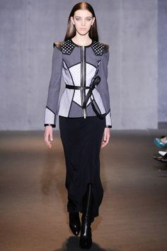 Andrew Gn Fall 2014 Ready-to-Wear Collection Photos - Vogue