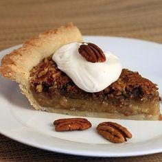 Grandma's Pecan Pie. A simple, classic recipe. www.theyummylife.com/Pecan_Pie