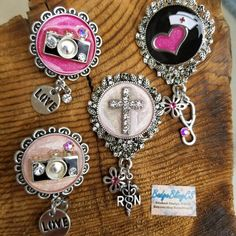 Nursing badge. Nursrs hat. Photography pins. Gifts galore!!! A local Colorado order from Broomfield