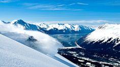 Aleyska Ski Resort, Alaska