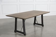 Mead Dining Table - Living Spaces