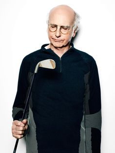 Larry David: Handicap Your Enthusiasm Good players, golf shorts and Ryder Cup pomp make Larry David sick