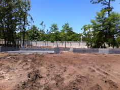 #Construction of New #homes in Phase 2 - Foundation for new #home sold in #Myrtle Beach