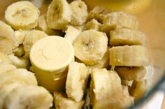 "Guilt-Free ""Ice Cream"" made from bananas. Not much of a banana lover but I will try it,"