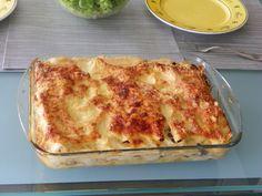 Recette Lasagnes au confit de canard