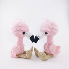 My flamingo pattern is finished, and thank you SO MUCH to everyone who offered to test the pattern for me!! I have as many testers as I need now. I'll be messaging you!   ALSO, I think it's safe to say the chipmunk won by a landslide!!!  Out of about 200 votes, the chipmunk got 106, so I can't wait to get started on him! Thank you all SO MUCH for your input! You're the best! ❤️