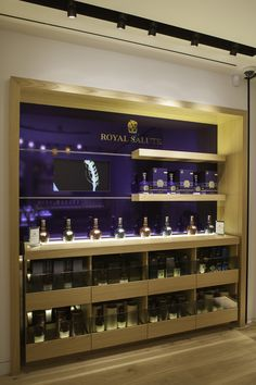 The Whisky Shop flagship store by gpstudio London 15 The Whisky Shop flagship store by gpstudio, London