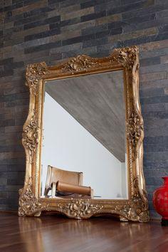 Decor, Furniture, Oversized Mirror, Home Decor, Mirror