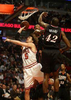 Chicago Bulls - Andrés Nocioni : 2004-2009