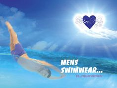 Mens swimwear with Stelios Kritikos
