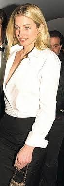 Image result for carolyn bessette-kennedy white shirt