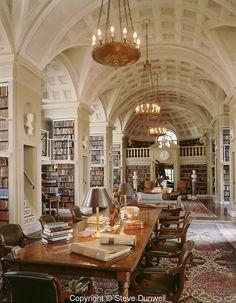 Boston Athenaeum reading room, Boston, MA