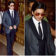 Embedded image permalink-The Baadshah of Bollywood.