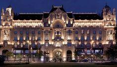 Four Seasons Gresham Palace, Budapest, Hungary