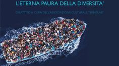 """Tre60lab - Incontro sul tema """"Migranti: paura del diverso"""" - http://www.canalesicilia.it/tre60lab-incontro-sul-tema-migranti-paura-del-diverso/ Accoglienza, Incontro, Migranti, San Marco d'Alunzio, Tre60 lab"""