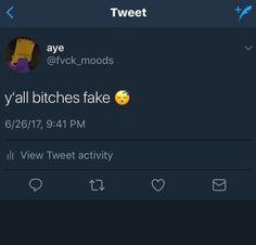 fake af😴