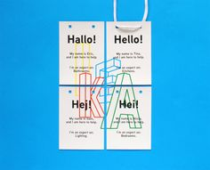 Visual identity for Ikea is a vivid delight | Branding | Creative Bloq