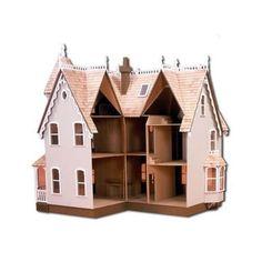 Garfield Dollhouse Kit by Greenleaf Doll House Play Set Model Scale House Kids | eBay