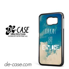 Dream And Explore DEAL-3712 Samsung Phonecase Cover For Samsung Galaxy S6 / S6 Edge / S6 Edge Plus