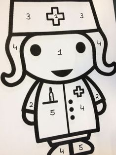 Doctor Theme Preschool, Mojito, Maths, Teaching Kids, Hello Kitty, Kindergarten, Snoopy, Fictional Characters, Human Body
