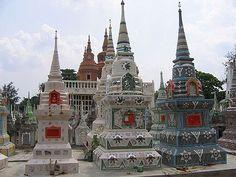 Cimetière Chinois  Thaïlande