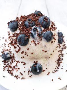 "Low carb a keto nejlepší ""cake"" z hrnečku Lowes, Panna Cotta, Food And Drink, Low Carb, Cake, Health, Ethnic Recipes, Sweet, Candy"