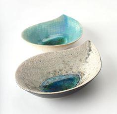 Tear Drop Bowls - Michele Hannan Ceramics - Irish