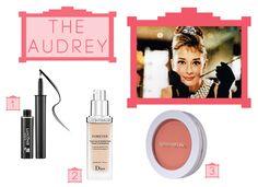 How to Brow! Get Audrey Hepburn's look!