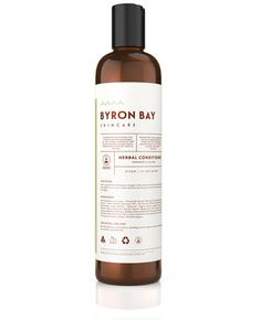 herbal conditioner Byron Bay Skincare UK
