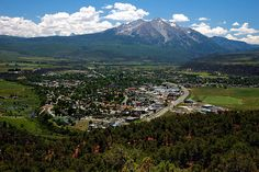 Carbondale, Colorado by SILBECL, via Flickr