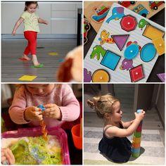 56 activități zilnice pentru copii cu vârsta 2-3 ani - Planeta Mami | Natalia Madan Activities For Kids, Origami, Parenting, Kids Rugs, Baby, Iris, Decor, Decoration, Kid Friendly Rugs