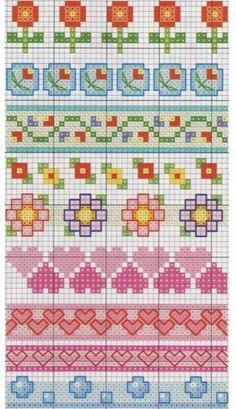 Thrilling Designing Your Own Cross Stitch Embroidery Patterns Ideas. Exhilarating Designing Your Own Cross Stitch Embroidery Patterns Ideas. Cross Stitch Boarders, Cross Stitch Bookmarks, Cross Stitch Flowers, Cross Stitch Charts, Cross Stitch Designs, Cross Stitching, Cross Stitch Embroidery, Embroidery Patterns, Cross Stitch Patterns