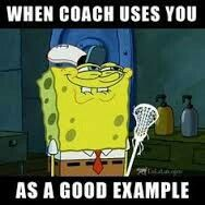 This is so true! When your coach uses you, it lightens up my mood completely!