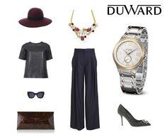 Duward Barcelona, estilo impecable