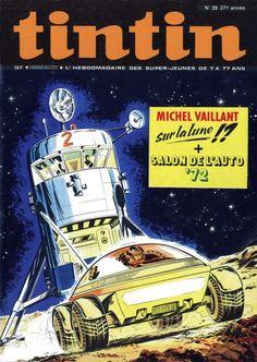 Le Journal de Tintin - Edition Belge - N°  1358 - 1972-39 - Mardi 26 Septembre 1972 - Couverture : Jean Graton