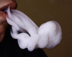 Smoke cloud Smoke Tricks, Vape Tricks, Smoke Art, Up In Smoke, Girl Smoking, Smoking Weed, Smoking Kills, Rauch Tricks, Hookah Tricks