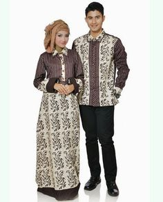 9 Best Semi Formal Batik For Couple Images In 2016 Batik Couple